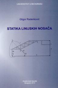 Statika linijskih nosača