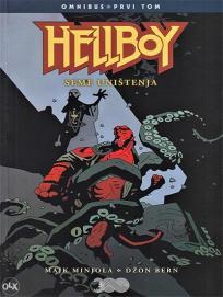 Hellboy 1: Seme uništenja