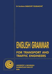 English Grammar for Transport and Traffic Engineers