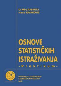 Osnove statističkih istraživanja: Praktikum