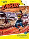 Zlatna serija 23: Zagor - Ostrvo demona / Leteći manijak (korica A)