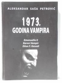 1973. godina vampira