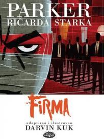 Parker Ričarda Starka 2: Firma (tvrdi povez)