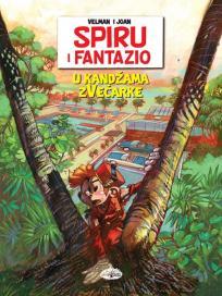 Karusel 16: Spiru i Fantazio 3: U kandžama zVečarke (tvrdi povez)