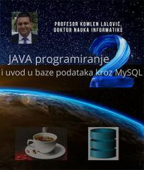 JAVA programiranje i uvod u baze podataka kroz MySQL 2