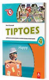 Tiptoes 4, udžbenik + CD
