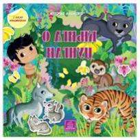 Knjiga o džungli: Bajka s nalepnicama