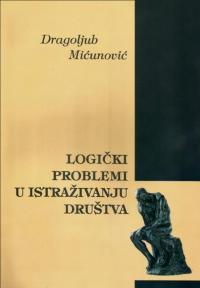 Logički problemi u istraživanju društva