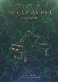 Škola klavira 3: Osnovni tip