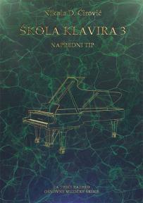 Škola klavira 3: Napredni tip