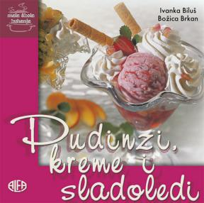 Pudinzi, kreme i sladoledi
