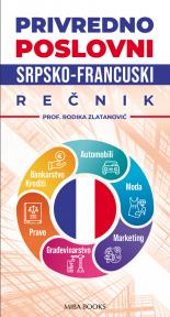 Privredno poslovni srpsko-francuski rečnik
