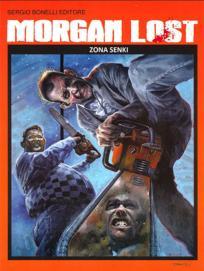 Morgan Lost 23: Zona senki