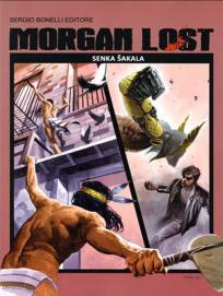 Morgan Lost 11: Senka šakala