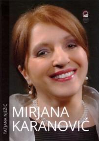 Mirjana Karanović (monografija)