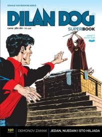 Dilan Dog 53: Super Book