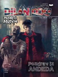 Dilan Dog: Planeta mrtvih 5 - Pozdrav iz Andeda