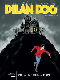 """Dilan Dog 151: Vila """"Remington"""""""
