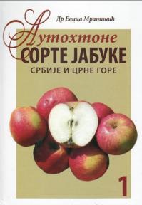 Autohtone sorte jabuka Srbije i Crne Gore I-II
