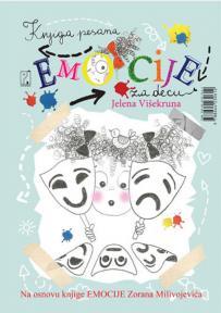 Emocije za decu: knjiga pesama