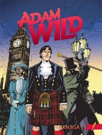Adam Wild: knjiga 1