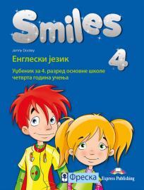 Smiles 4, udžbenik