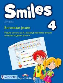 Smiles 4, radna sveska