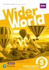 Wider World Starter, radna sveska