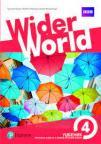 Wider World 4, udžbenik