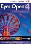 Eyes Open 4, udžbenik + 2 CD-a