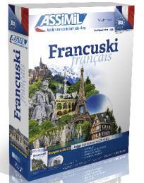 Assimil: Francuski bez muke (A1/A2/B1/B2)