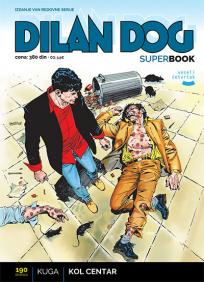Dilan Dog 59: Super Book - Kuga / Kol centar