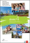 Direkt 4, udžbenik za nemački jezik za četvrti razred gimnazije